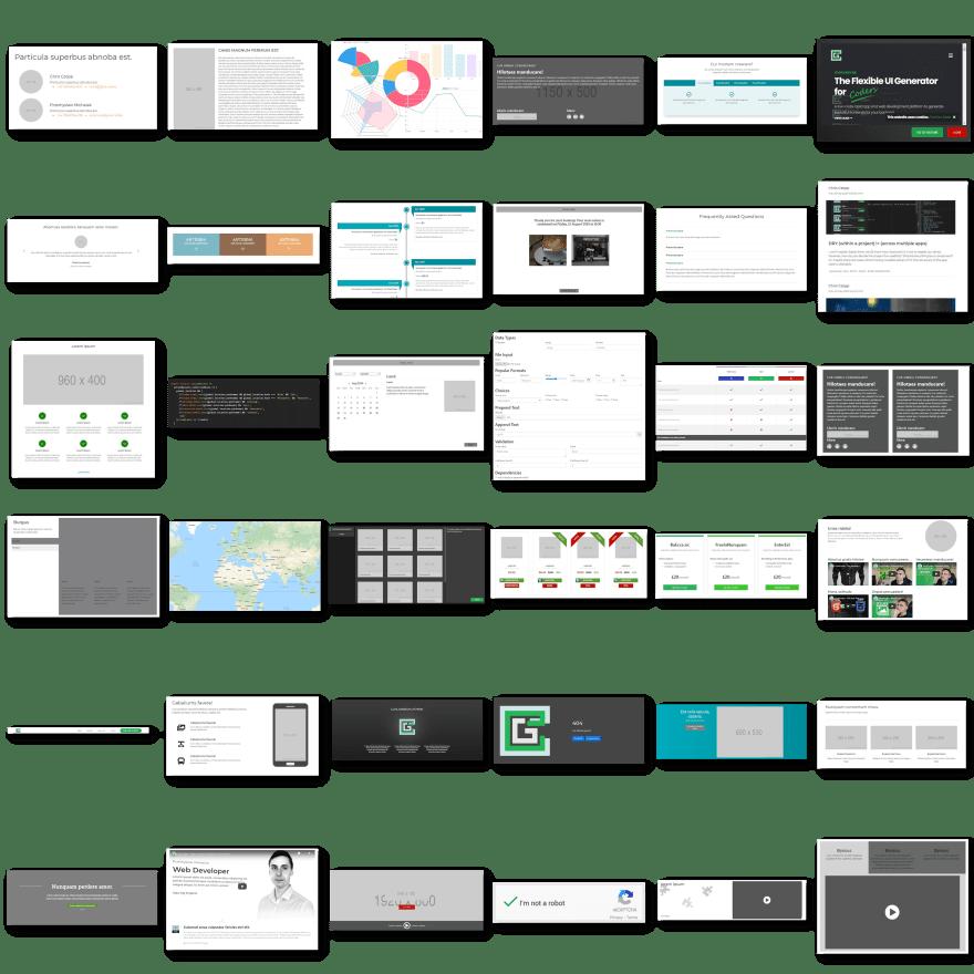 widget collection