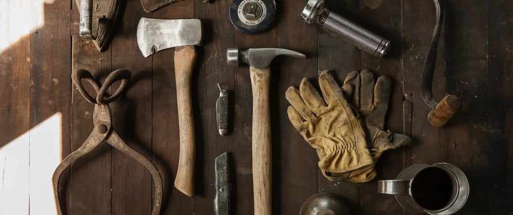 Cover image for 6 Tools I use for Web Development