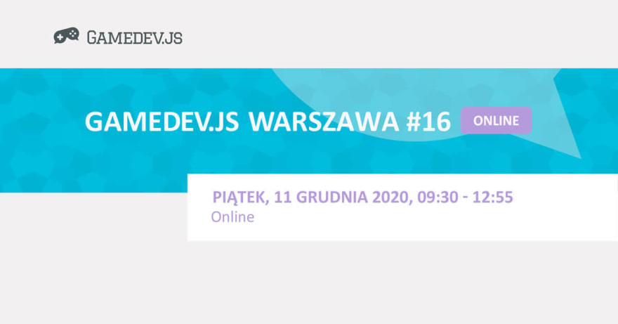 End3r's Corner - AV setup: Gamedev.js Warsaw #16