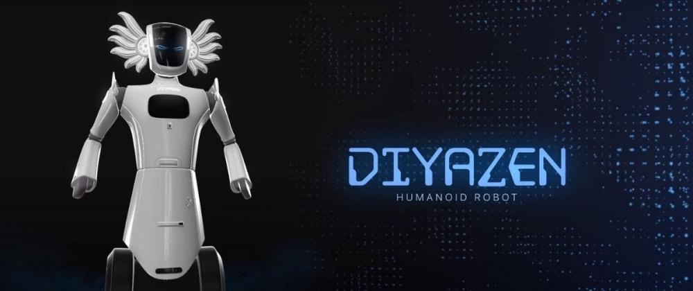 Cover image for Diyazen – Sri Lanka's First Humanoid Robot