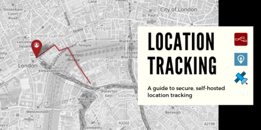 Fast & simple location tracking with Node-RED and OwnTracks