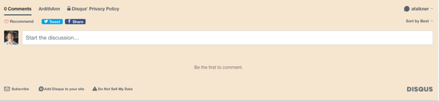 original blog eleventy blog disqus comments