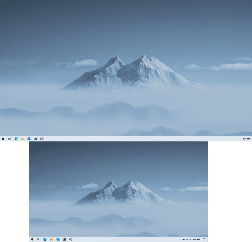 Windows 10 Desktop Screenshot