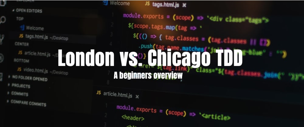 Cover image for A beginners explanation of the Chicago & London approaches