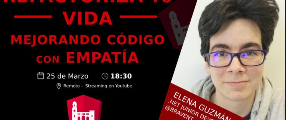 Cover image for Refactorizando vidas con AngularMalaga