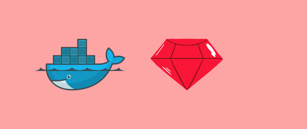 Cover image for Understanding docker - playing with ruby containers