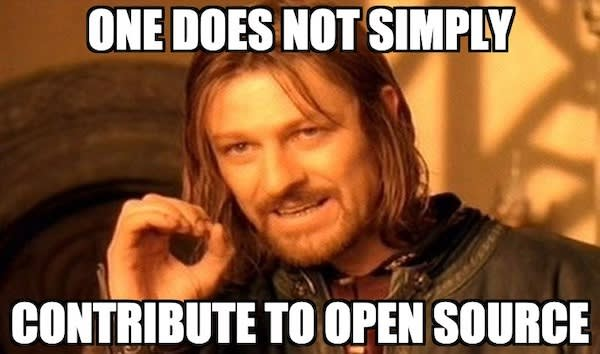 One does not simply meme from Lord of the Rings