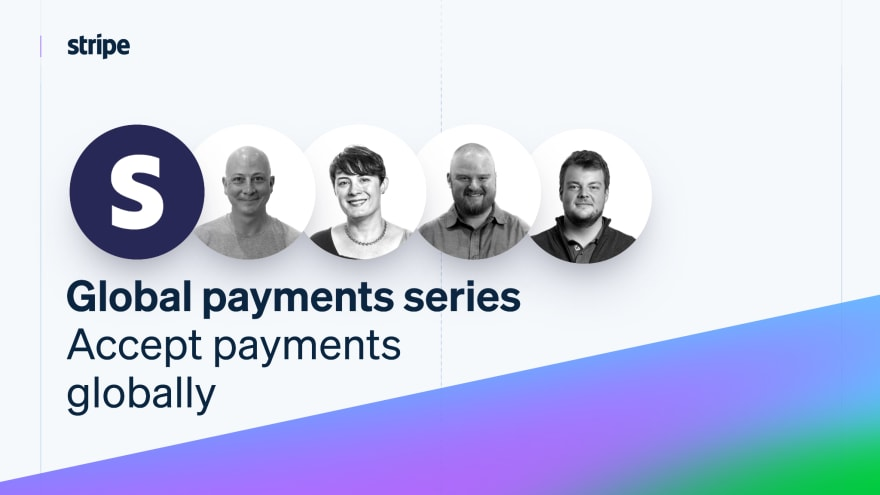 Global payments video series
