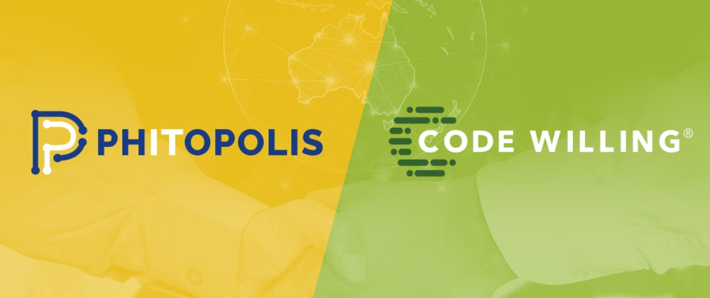 Cover image for Code Willing Enters into Strategic Partnership with Phitopolis