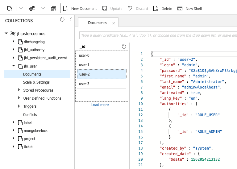 Deploying a Spring Boot + MongoDB application to Azure Web Apps +