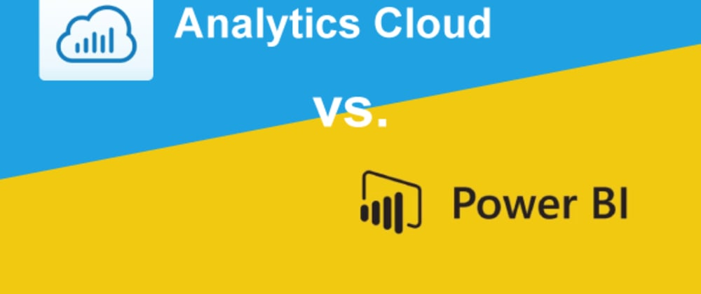 Cover image for SAP Analytic Cloud and Power BI