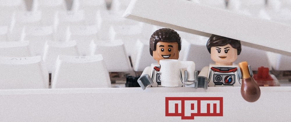 Cover image for Announcing the npm@7 beta!