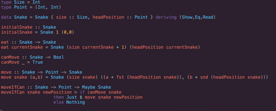 SnakeGame Implementation