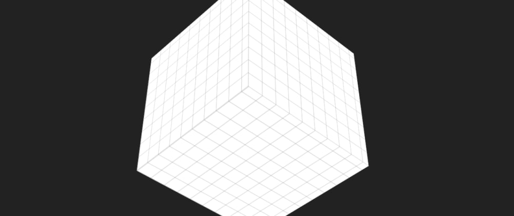 Cover image for Coding a 3D Cube in pure CSS !
