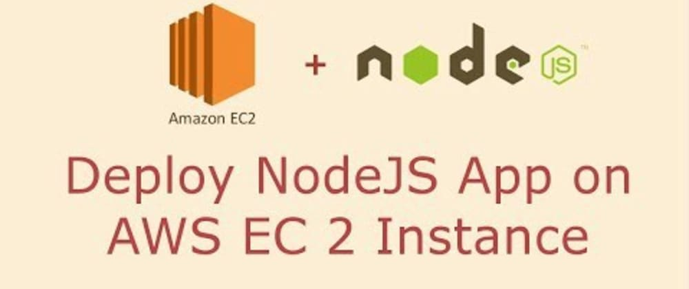 Cover image for Complete Setup for Deploying Nodejs App with mongodb database on Amazon ec2
