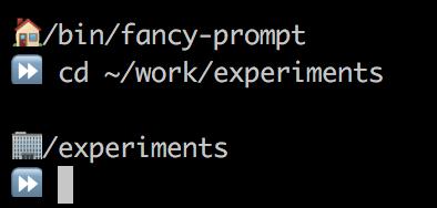 A Fancy Prompt