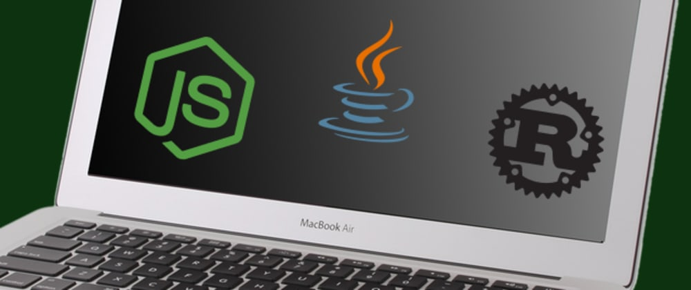 Cover image for A Software development setup on Apple Mac