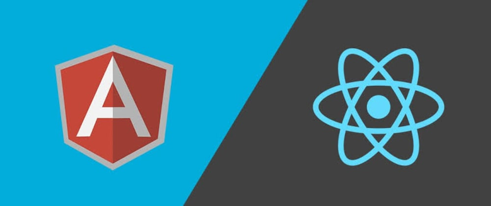 Cover image for Angular or React: Which can be learnt faster?