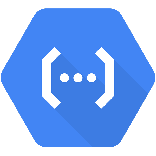 Google Cloud Functions Cloud Function service logo