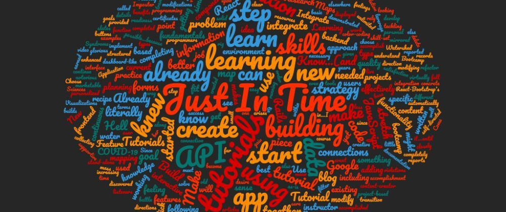 """Cover image for Tutorials for """"Just-In-Time"""" Learning and Application"""