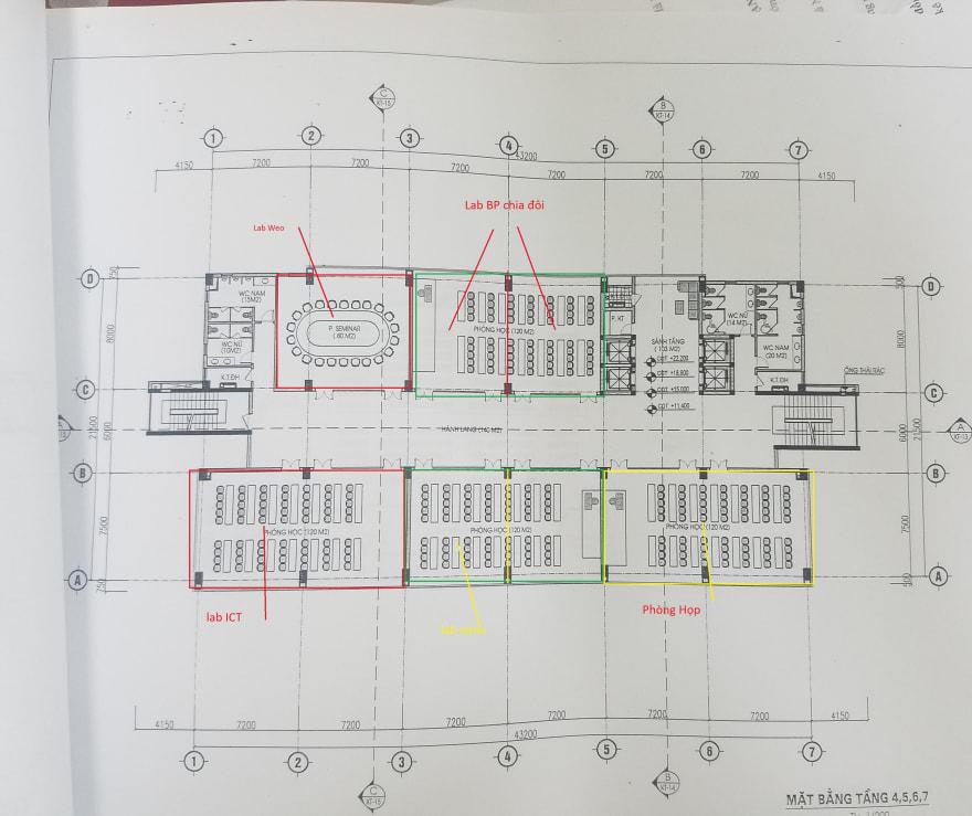 Floor Plan Legacy