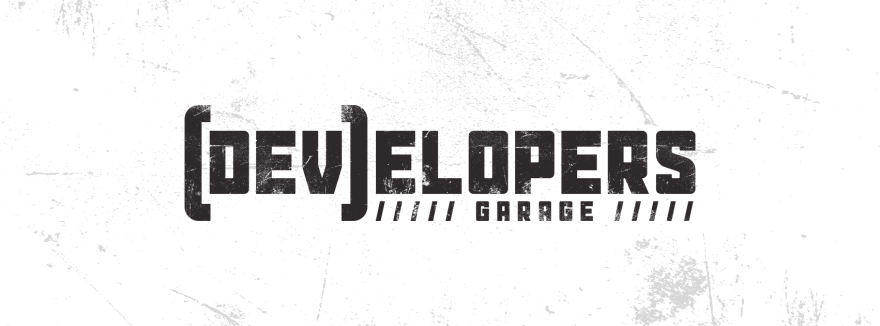 Developers Garage logo