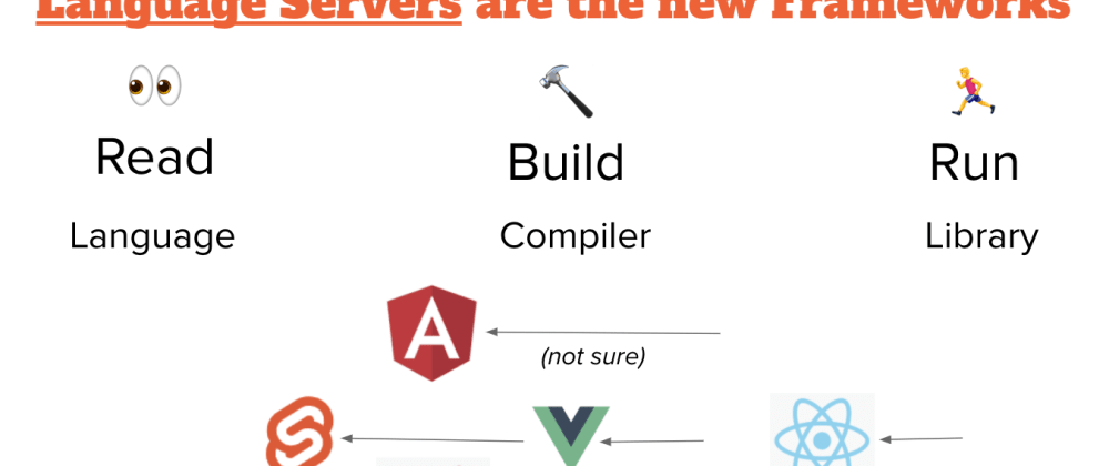 Cover image for Language Servers are the New Frameworks