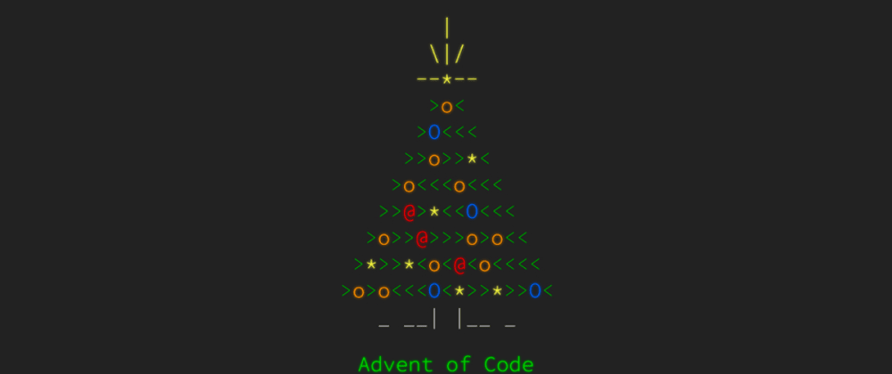 Cover image for Advent Of Code 2020