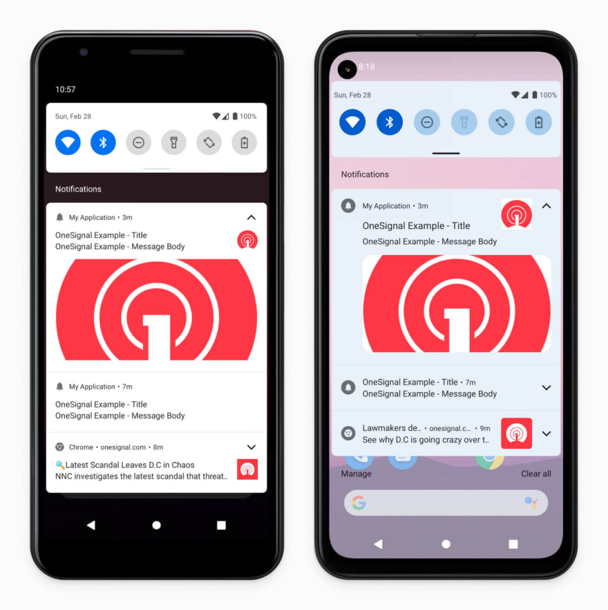 Android 12 Notification Changes: What to Expect