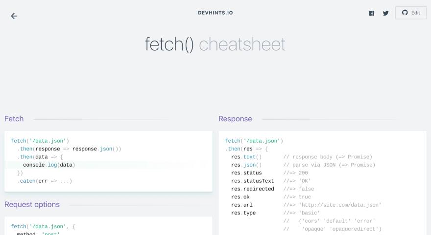 That's So Fetch js - DEV Community 👩 💻👨 💻