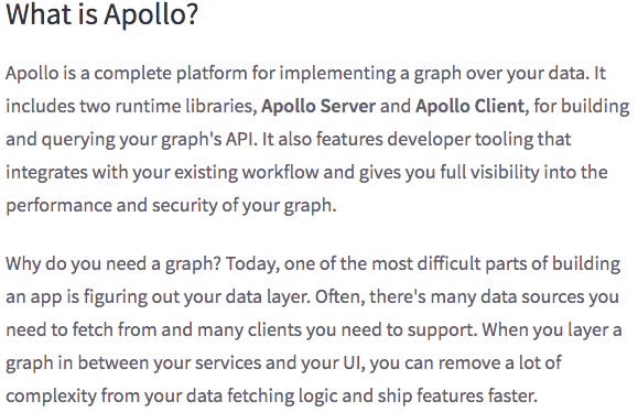 What is Apollo