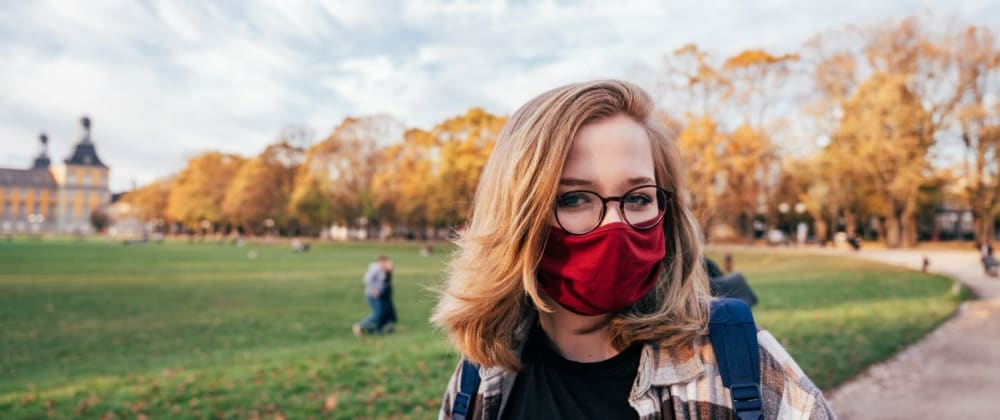 Cover image for I made a website which tells if you're wearing a mask or not – without machine learning