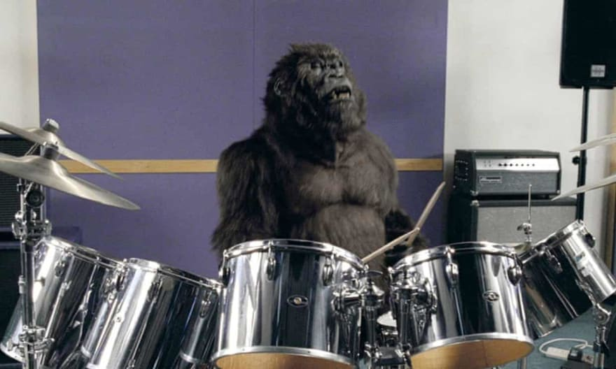 WOW-effect in marketing (Cadbury's Gorilla ad)