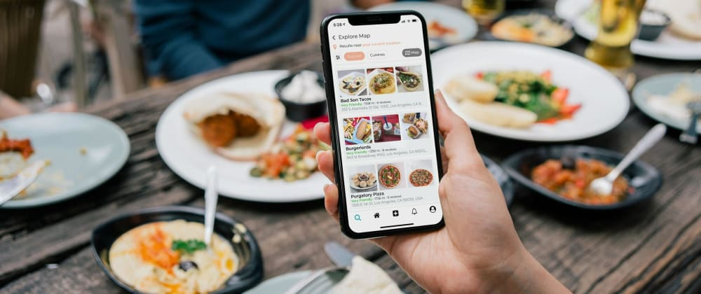 Cover image for Online Food Ordering App (6)