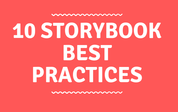 Storybook Best Practices Cover Image