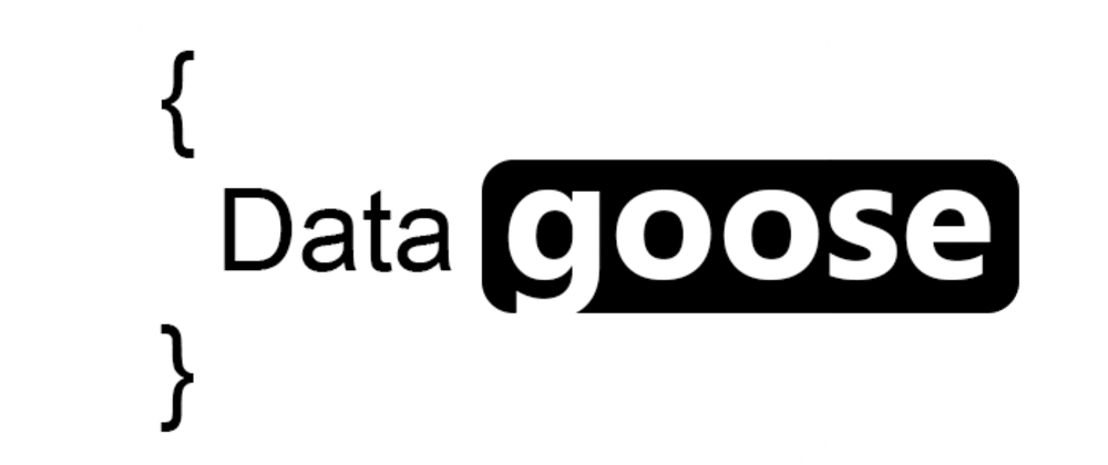 Cover image for Datagoose, JSON Based Database for Best Performance.