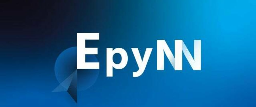 Cover image for EpyNN: Educational python for Neural Networks.