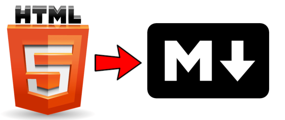 Cover image for DevTip#3: Strip Down and Convert HTML to Markdown for Importing Notes into Joplin