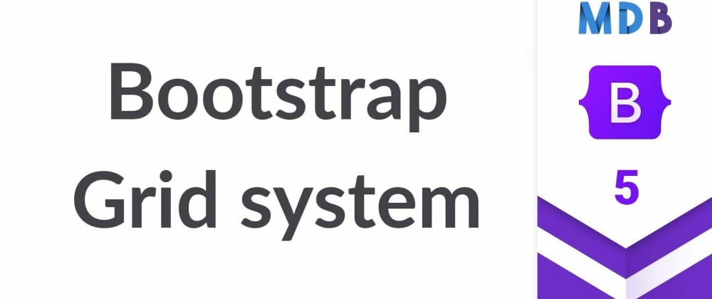 Cover image for Bootstrap 5 Grid system