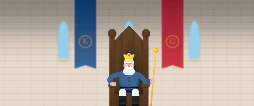 Cover image for CSS Animation: The King and the Fly
