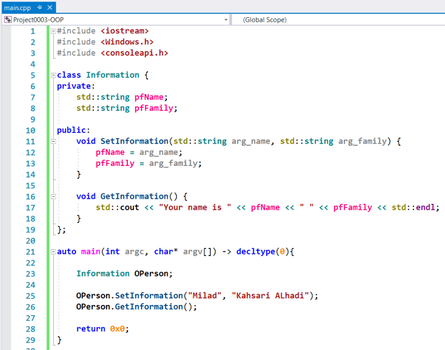 How To Write Clean Beautiful And Effective C Code Dev
