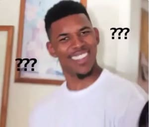 Nick Young Confused Meme