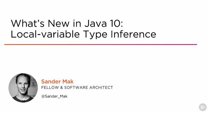 What's New in Java 10