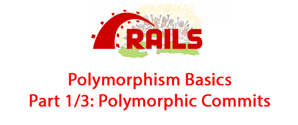 Cover image for Polymorphysm 101. Part 1 of 3. Polymorphyc Comments.