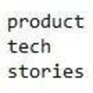 PRODUCT TECH STORIES profile picture