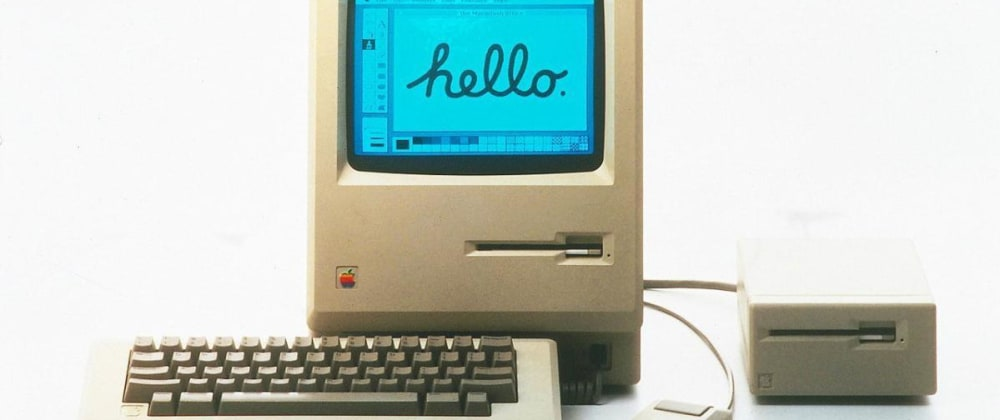 Cover image for The Macintosh was unveiled 36 years ago today