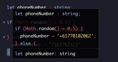 Screenshot from CodeCademy