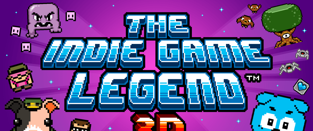 Cover image for The Indie Game Legend 3D now in early access!