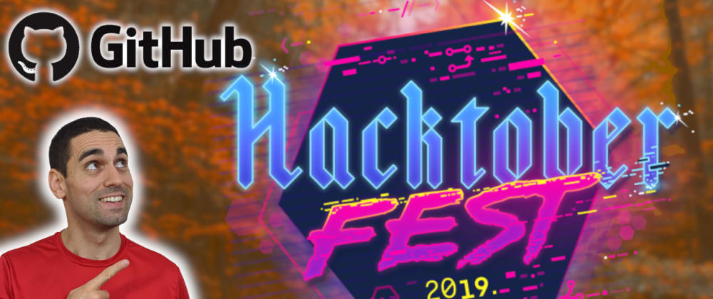 Cover image for HacktoberFest - An introduction and Tip for getting started! [Video]