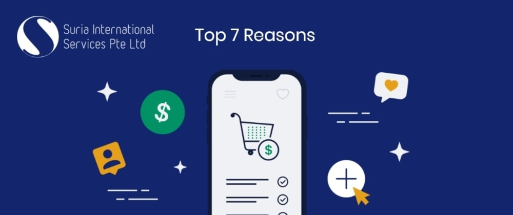 Cover image for Top 7 Reasons Why Your eCommerce Business Needs Mobile App in 2021